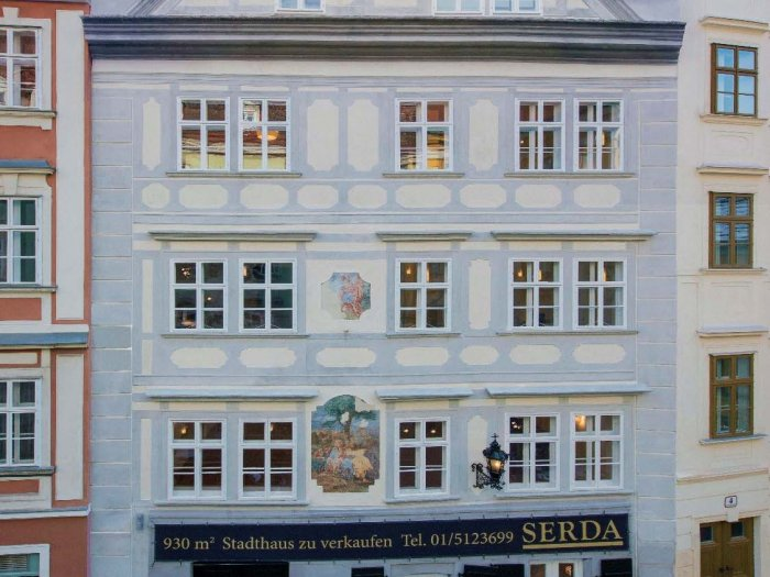 Immobilie in 1010 Wien  : IM HERZEN DES 1. BEZIRKS: BAROCKHAUS IM ROMANTISCHEN VIERTEL VON WIEN  - Bild 1