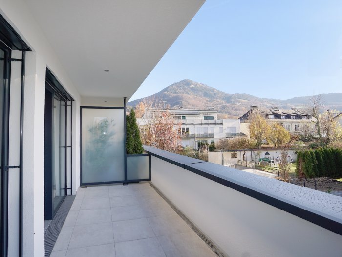 Real Estate in 5020  Salzburg : PEACEFUL LOCATION IN PARSCH: Exclusive 3-room new-building apartment - Picture 1