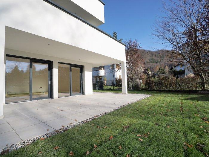 Real Estate in 5020 Salzburg : PARSCH: 4-room garden apartment with 330sqm garden share - Picture 1