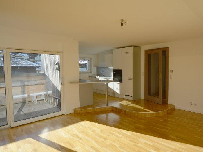 Immobilie in 5082 Grödig bei Salzburg : FAMILIEN-SCHATZ! 5-Zimmer-Terrassen-Wohnung am südlichen Stadtrand! - Bild 1