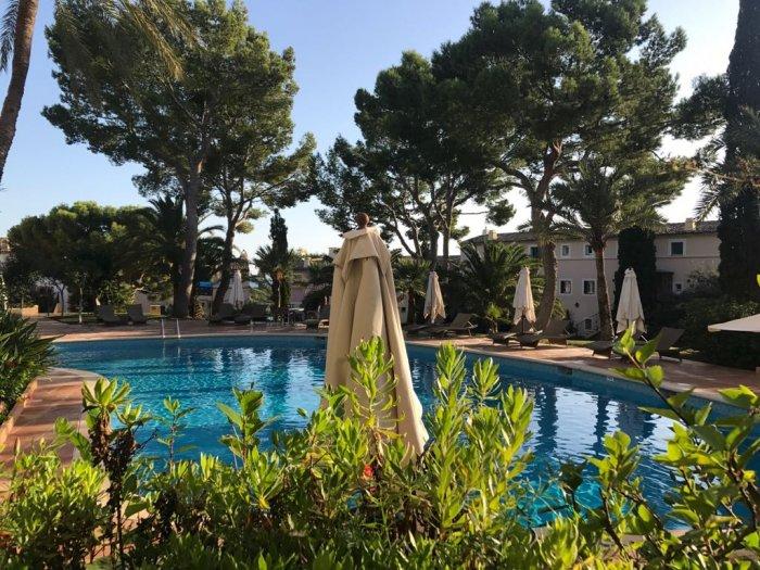 Immobilie in 07181 Illetes  : MALLORCA - Paradise found! Tolle Terrassen-Maisonette-Wohnung im beliebten