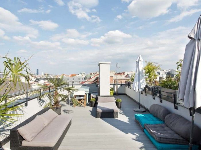 Real Estate in 1090  Wien : Peaceful, stylish, just excellent!  - Picture 1