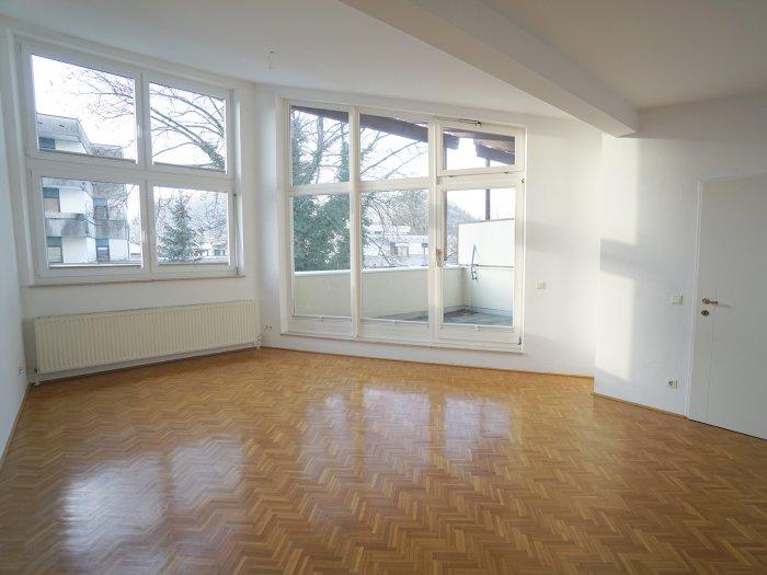 Real Estate in 5020  Salzburg : GLÃœCKSGRIFF IN PARSCH: 4-Zimmer-Terrassenwohnung mit Familiensinn! - Picture 1