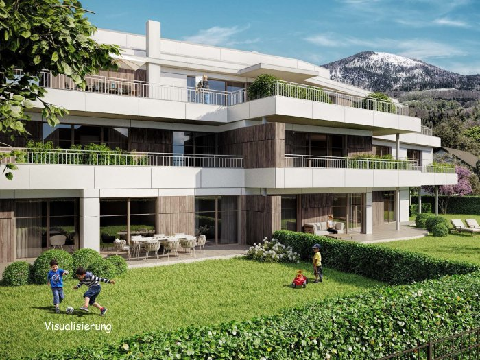 Real Estate in 5020 Salzburg : NEW CONSTRUCTION PROJECT IN AIGEN: sophisticated living in an absolute prime location! - Picture 1