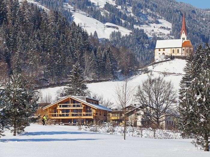 Immobilie in 6271  Uderns : Uderns im Zillertal: Freizeitwohnsitz: Refugium mit 3 abgeschlossenen Wohneinheiten - Bild 1