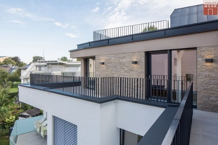 Immobilie in 5020  Salzburg : ERSTBEZUG RIEDENBURG: Exklusives Penthouse mit herrlicher Dachterrasse! - Bild 1
