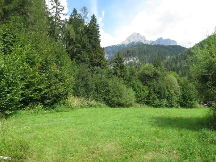 Real Estate in 5760  Saalfelden : Saalfelden: Sunny Building Plot in Unspoiled Panoramic Position - Picture 1