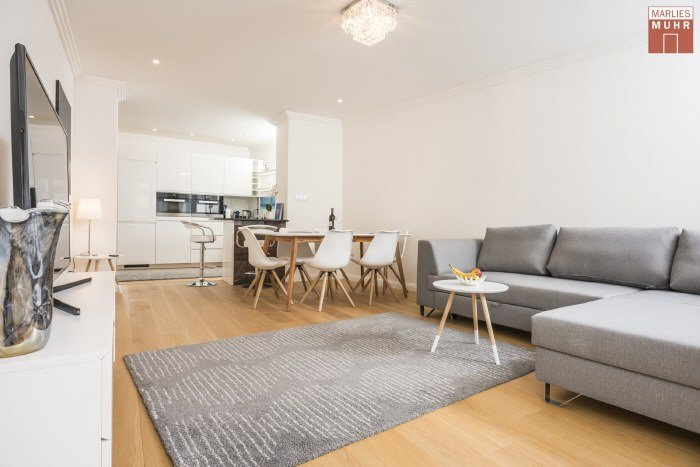 Real Estate in 1010  Wien : Modern city apartment overlooking the St. StephanÂ's Cathedral  - Picture 1