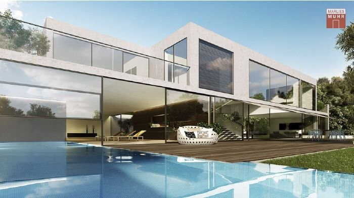 Real Estate in 25083  Gardone Riviera : LAKE GARDASEE PANORAMIC LOCATION IN GARDONE: High end living in an architect's villa - Picture 1