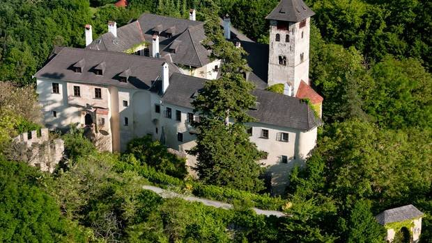 Real Estate in 3622 Wachau : Romantic knight's castle with medieval flair in the Wachau - Picture 1