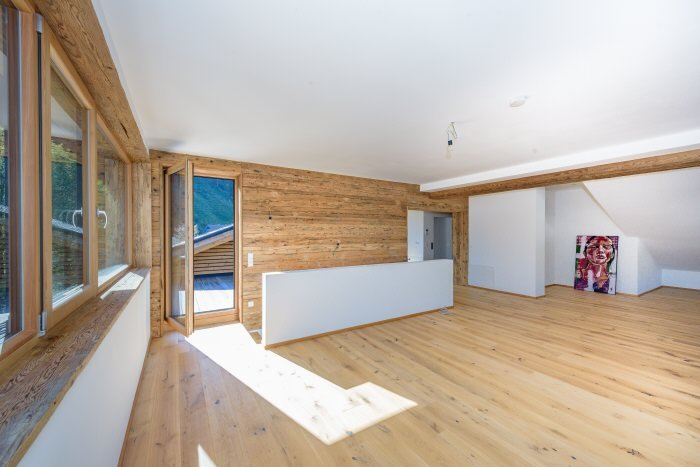 Real Estate in 8970  Schladming : SCHLADMING - FIRST TIME OCCUPANCY:  4-room maisonette apartment near the ski lift! - Picture 1