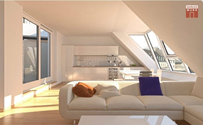 Real Estate in 1090  Wien : PLEASANT LIVING AT THE POPULAR SERVITENVERTEL DISTRICT! - Picture 1