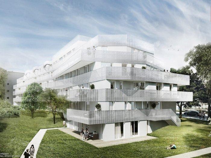 Immobilie in 1140 Wien : 14.BEZIRK - MIT DER STADT BESTENS VERBUNDEN: Dachterrassenwohnung mit Stil - Bild 1