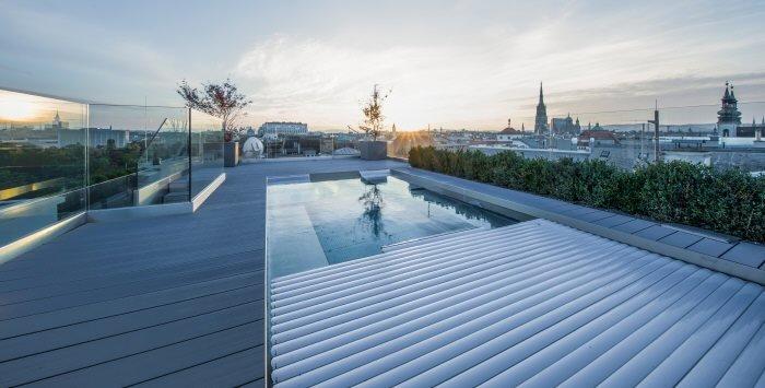 Immobilie in 1010  Wien : IHR PRIVATER LOGENPLATZ! HIMMELOASE MIT FERNBLICK... - Bild 1