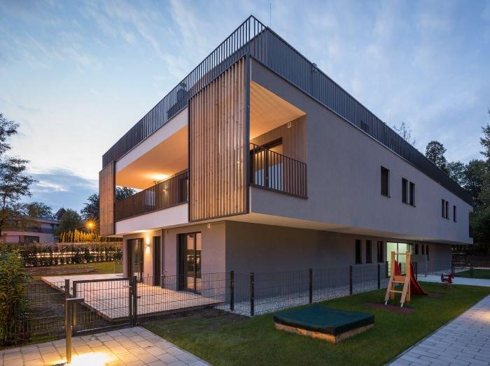 Immobilie in 5020  Salzburg : ANLEGER AUFGEPASST - AIGEN ERSTBEZUG: Vermietete  4-Zimmer Gartenwohnung mit großer Terrasse! - Bild 1