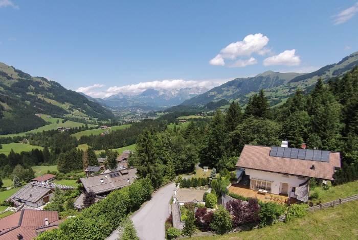Real Estate in 6370  Kitzbühel : Kitzbühel Kochau: Fabulous property with old stock - Picture 1