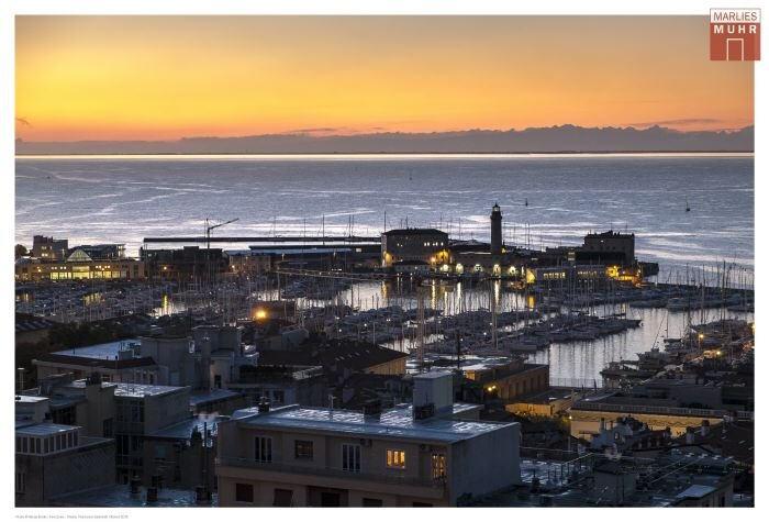 Immobilie in 34100  Triest : MIT EINZIGARTIGEM PANORAMABLICK! Traumhaftes Penthouse in Triest - Bild 1