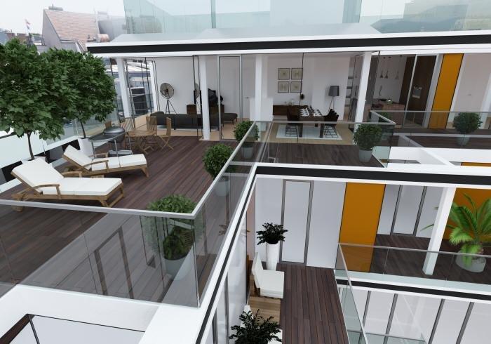 Real Estate in 1030  Wien : AM STADTPARK: Schwellenlos Glücklich... Rollstuhlgerechtes Wohnen - Picture 1