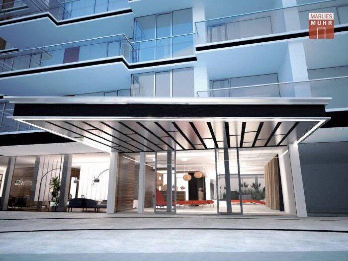 """Real Estate in 1030  Wien : WOHNEN NEBEN DER UNIVERSITÃ""""T - Trendiges Cityappartment mit Balkon - Picture 1"""