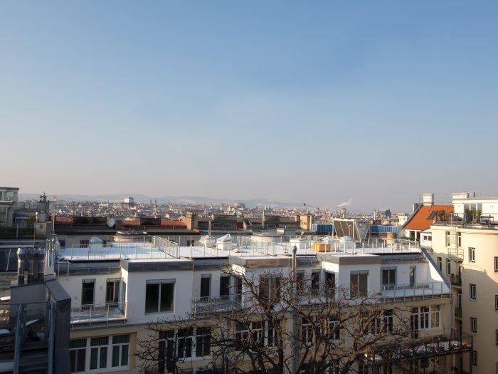Immobilie in 1050 Wien : Hier wohnt man gern: Dachterrassentraum im 5. Bezirk! - Bild 1