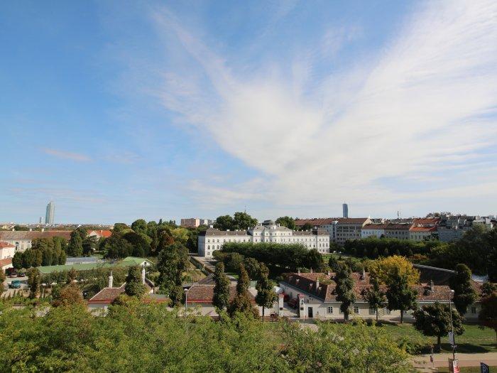 Immobilie in 1020  Wien : CHARME DER SCHRÄGE: 3 Zimmer Neubau-Wohnung im Dachgeschoss - Bild 1