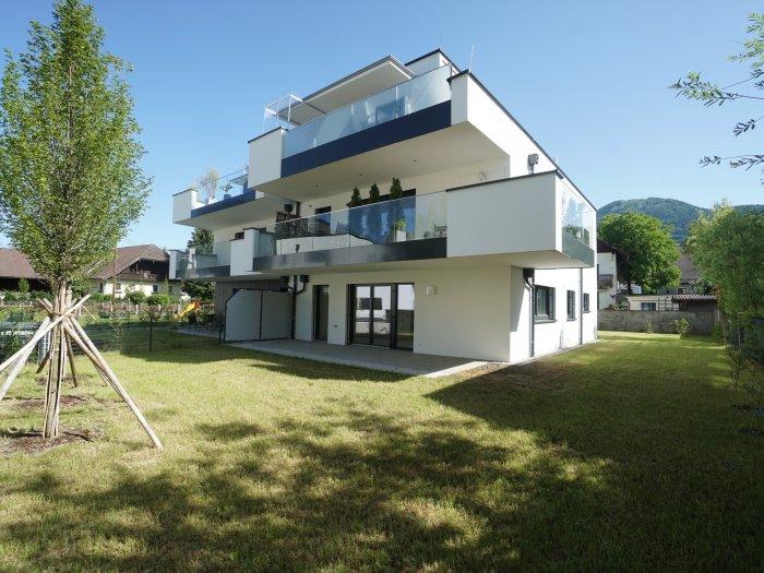 Real Estate in 5020  Salzburg : AIGEN/ELSBETHEN: Sonnige 3-Zimmer Wohnung mit 327 qm Eigengarten!! - Picture 1