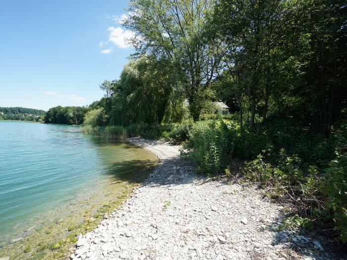 Immobilie in 5163 Mattsee : SEESCHÖNHEIT MIT SEELE - 70 Meter eigenes Seeufer - Bild 1
