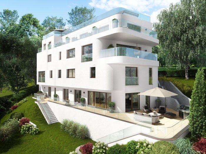 Immobilie in 1190 Wien : RELAXEN MIT FERNBLICK bis zum Kahlenberg - Bild 1
