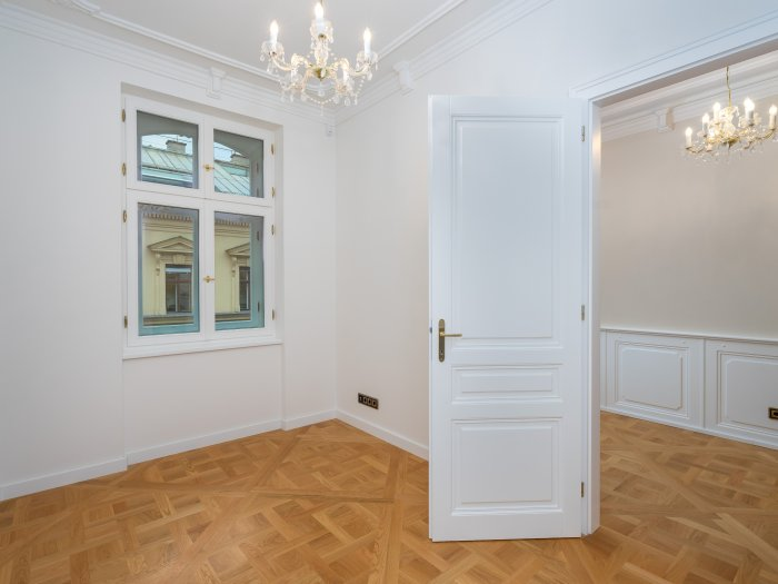 Immobilie in 1010 Wien : Imperiale Altbauwohnung sucht Langzeitbeziehung! - Bild 1