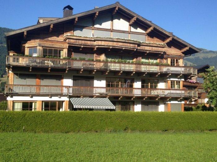 Immobilie in 6370  Kitzbühel : KITZBÜHEL-ZENTRUM: Nähe Ganslernlift: Gartenetage auf 335 qm Wohnfläche und Blick auf die Streif  - Bild 1