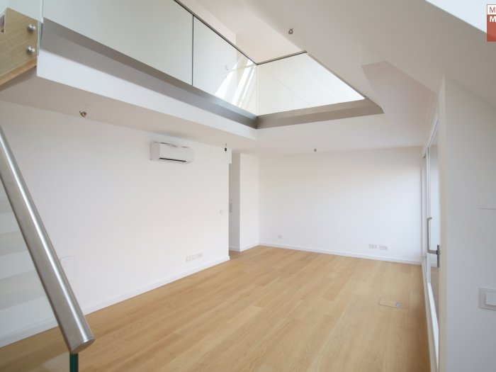 Real Estate in 1030  Wien : First occupancy roof terrace apartment in the 3rd district - Picture 1