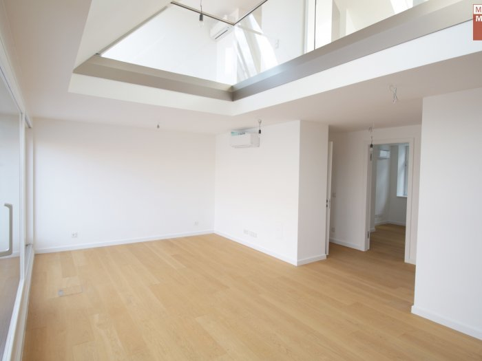 Real Estate in 1030  Wien : 3rd district: Rooftop apartment in completely refurbished apartment block! - Picture 1