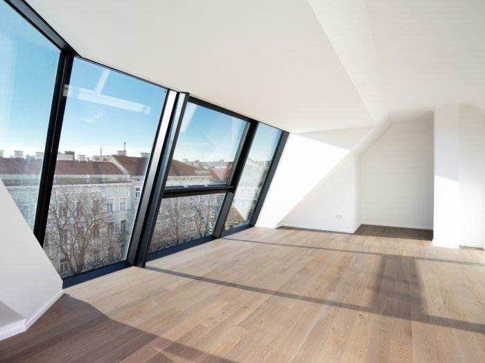 Immobilie in 1160 Wien : #komfort #dachgeschoßwohnung #neueszuhause #wohlfühlen - Bild 1