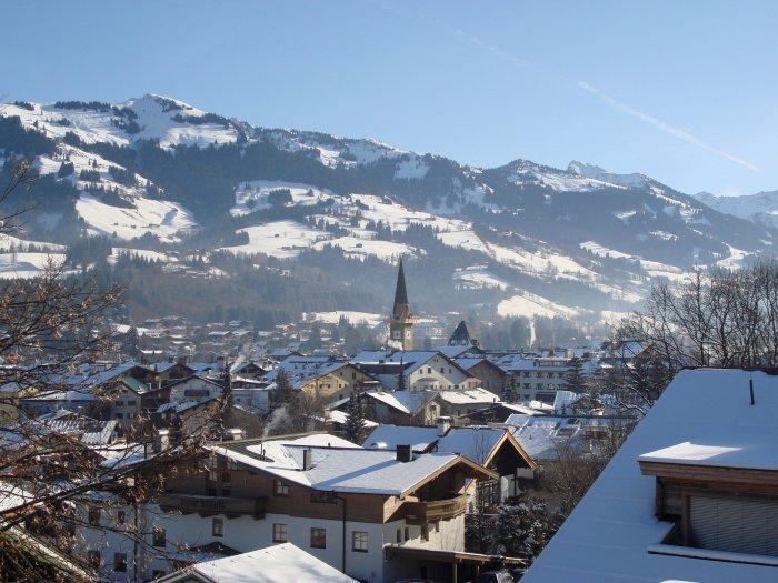 Immobilie in 6370  Kitzbühel : Kitzbühel: Penthouse mit Lift, Carports und  Einliegerwohnung in bester Stadtlage - Bild 1