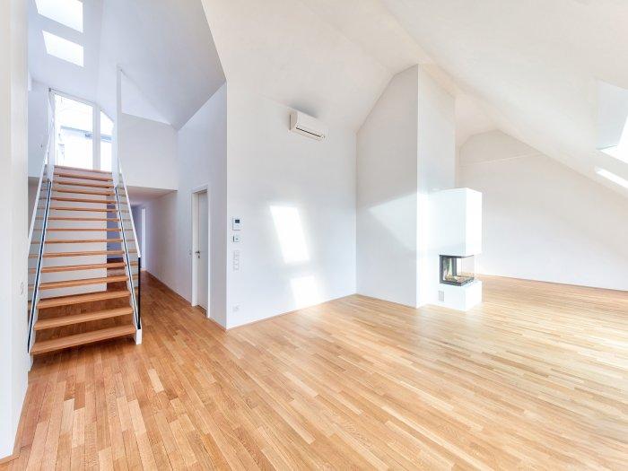Immobilie in 1010 Wien : STADTLEBEN DELUXE MIT AUSBLICK: Atmosphärische Dachterrassenwohnung - Bild 1