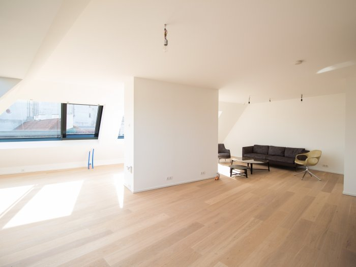 Real Estate in 1020  Wien : 205 SQM LIVING AREA - LARGE SUN TERRACE: Attractive town house in Augarten - Picture 1