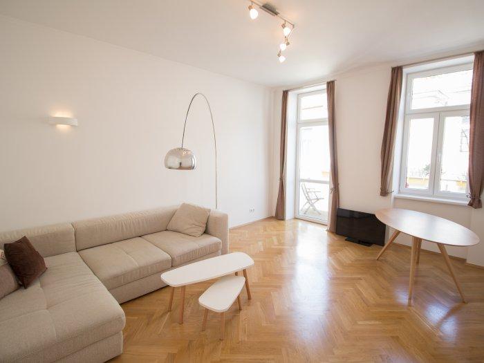 Immobilie in 1030 Wien : 3. Bezirk: 3-Zimmer-Altbauwohnung Nähe Rudolfstiftung - Bild 1