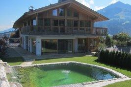 Real Estate in 6380 St. Johann : St. Johann in Tirol:  Luxuriöse Residenz mit Zweitwohnsitzwidmung und Aussichtsturmblick