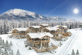 Real Estate in 5731 Hollersbach: Hollersbach: exclusive holiday chalet with designer furnishings - Picture