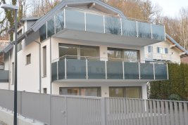 """Real Estate in 5020 Salzburg : THE """"LUXURY"""" MILE OF RIEDENBURG: urban 3-room XXL balcony apartment with style and class!"""