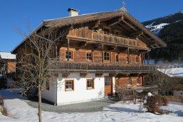 Immobilie in 6373 Jochberg : Jochberg: Charmante Gartenwohnung in altem Bauernhaus
