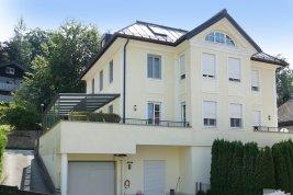Immobilie in 5020 Salzburg : URBANE VILLA MIT LICHTBLICK! Edle Stadtvilla in einer der beliebtesten Wohnlagen!