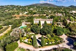 Real Estate in 07650 Santanyi : MALLORCA - SANTANYI! Herrenhaus in märchenhafter Umgebung mit sensationeller Gartenlandschaft!
