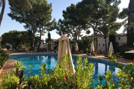 """Real Estate in 07181 Illetes  : MAJORCA – paradise found! Great terrace maisonette apartment in the popular """"Anchorage"""" Club"""