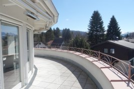 Real Estate in 5020 Salzburg : JOSEFIAU - NEAR SALZACH: Sun filled penthouse with enclosed granny flat