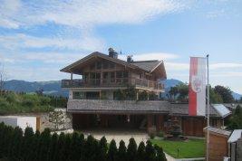 Immobilie in 6380 St. Johann : St. Johann in Tirol:  Luxuriöse Residenz mit Zweitwohnsitzwidmung und Aussichtsturmblick