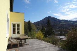 Immobilie in 5020 Salzburg : STILVOLLER LIEBLINGSPLATZ AM ARENBERG - Villa mit Ausblick und Wohlfühlcharakter!