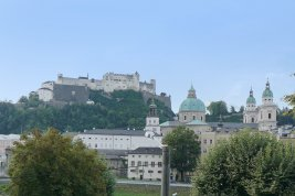 Real Estate in 5020 Salzburg : PURE CITY LIFE! Large 2-room apartment in central city location with private parking!