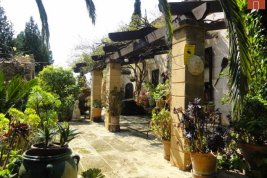 Real Estate in 07540  Son Carrio: Rustic country house in traditional Majorcan style - Near Cala Millor! - Picture