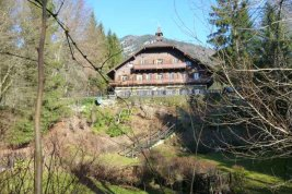 Real Estate in 5360  St. Wolfgang : Majestic country estate above the Wolfgangsee!